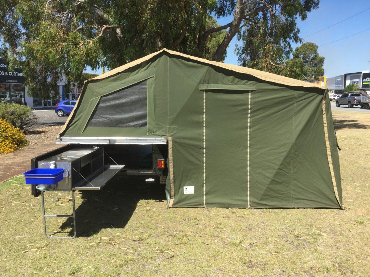 Cavalier Deluxe Offroad camper trailer