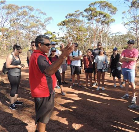 Golden Quest Discovery Trail & Aboriginal Cultural Tour 7th – 11th April 2017. Two Places still available!