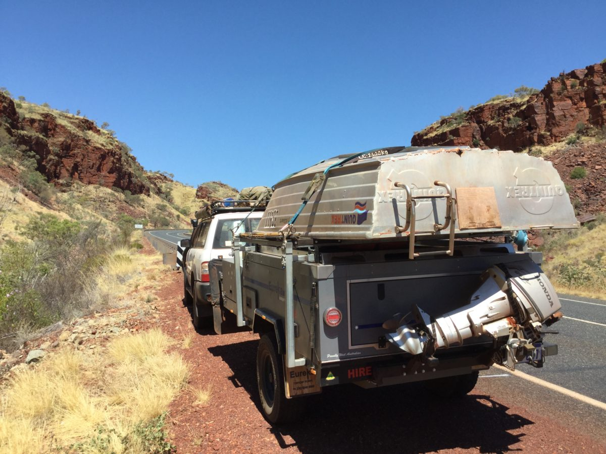 Australian made off road camper trailers
